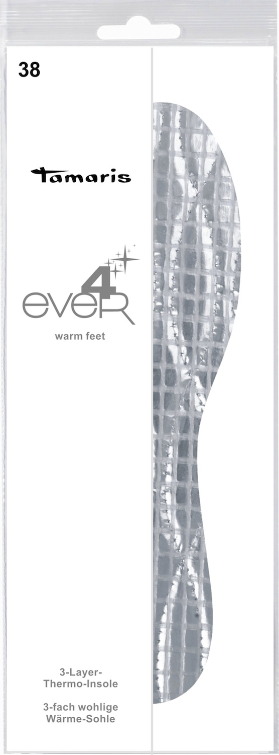 14530 3-Layer-Thermo-Insole