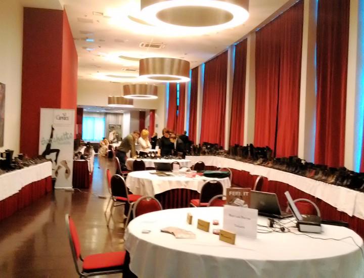Презентация продукции Tamaris 4EVER в Санкт-Петербурге совместно с ООО «Вортманн Восток»