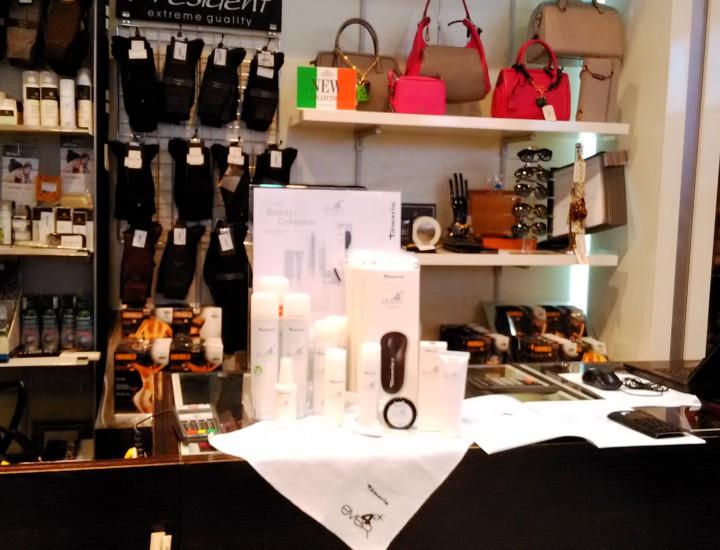 Презентация продукции магазина LADYSTEPBYSTEP в Королеве в бутике SOLO NOI
