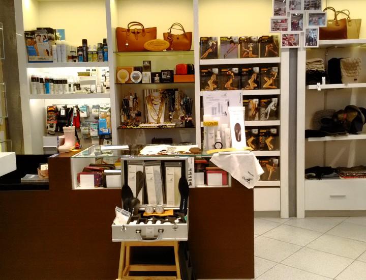 Презентация продукции магазина LADYSTEPBYSTEP в Красногорске в бутике SOLO NOI